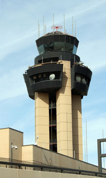 dfw airport control tower