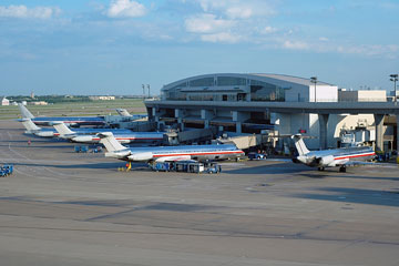 dallas fort worth international airport terminal